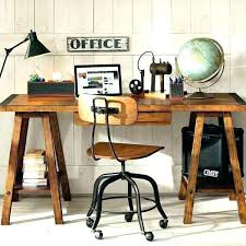industrial style home office. Industrial Style Office Furniture Rustic Desk Chairs Chair Classy Home A