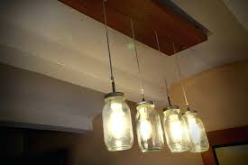 make your own light fixture supplies make mason jar chandelier with pictures your own light fittings