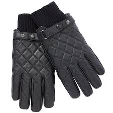 Leather Gloves Barbour Quilted Classic Shop - £51.60 & Leather Gloves Barbour Quilted Adamdwight.com