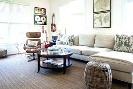 rug over carpet living room layering rugs