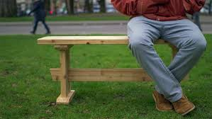 how to build a diy japanese style bench with just 3 boards digital trends