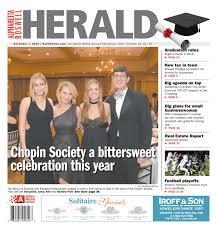 Alpharetta Roswell Herald December 1 2016 by Appen Media Group.