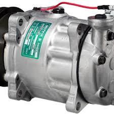 compresor de aire acondicionado de autos. compresor de aire acondicionado sanden sd 7v16 (clio, clio ii, kangoo, megane, scenic) autos