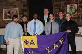 WELCOME LAMBDA CLASS   Sigma Alpha Epsilon Pennsylvania ...