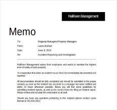 Sample Memo Template Word | Trattorialeondoro