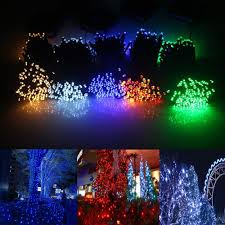 Outdoor Holiday Lights Solar Outdoor Holiday Lights Best Solar Christmas Lights