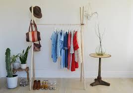 Make Your Own Clothing Rack Abeautifulmess