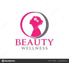 vector logo design ilration for beauty women wellness beauty salon yoga cl cosmetic