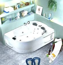 creative bathtubs for two tubs for two bathroom bathtubs idea person whirlpool tub 2 shower combo