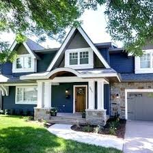 Home Exterior Paint Design Beauteous Exterior House Color Combinations With Brown Roof Schemes R Like The