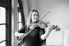 Claire Turk ~ violin ~ Highly Strung String Quartet