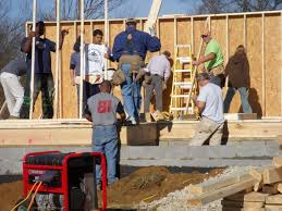 People Building A House About Hardin County Kentucky Habitat For Humanity  Restore