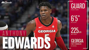 Anthony edwards is a forge your own path kind of player. The Best Team Fits For Anthony Edwards In The 2020 Nba Draft Rsn