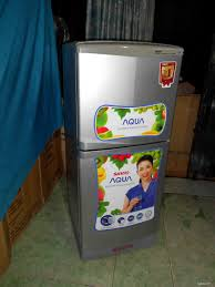 Tủ lạnh AQUA 123L không đóng tuyết - TP.Hồ Chí Minh - Five.vn