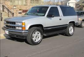 Spurs Kawhi Leonard Drives A '97 Chevrolet Tahoe
