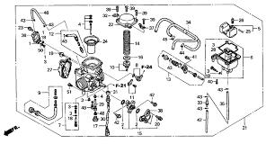 2003 honda rincon 650 wiring diagram wiring diagram 2004 honda rincon engine diagram wiring diagrams best2005 honda fourtrax rincon 650 trx650fa carburetor parts honda