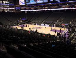Golden 1 Center Kings Seating Chart Golden 1 Center Section 118 Seat Views Seatgeek