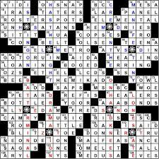 Sunday January 17 2016 Crossword By Jeff Chen