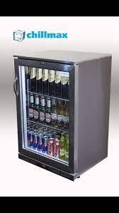 bar fridge glass front bar fridges