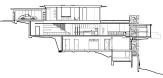 architectural drawings of modern houses. Modern Architecture Drawing House Reaching Out To The Bay Architectural Drawings Of Houses S