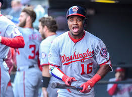 bryce harper s departure would almost cernly nudge victor robles in a starting role for the nationals jonathan newton the washington post