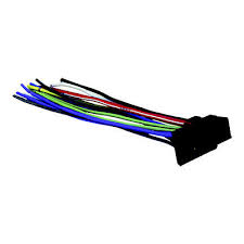 16 pin car radio replacement wiring harness for select clarion cd new pioneer 16 pin 2001 car radio wire harness cd player wiring plug pi16001