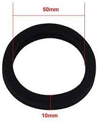 GOLRISEN 20 Pcs Large <b>Hair Ties</b> Black Sports <b>Hair Bands Elastic</b> ...