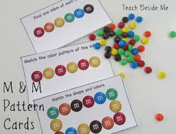 Pattern Activities For Preschoolers Amazing 48 Simple Ways To Teach Patterns To Preschoolers The Measured Mom