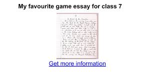 my favourite sport essay twenty hueandi co my favourite sport essay