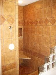 Walk In Shower Designs Without Doors Stun Walk In Showers With Bench Design  1563 Fundogaia Com