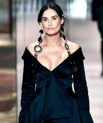 How Demi Moore Prepped Skin Before ...