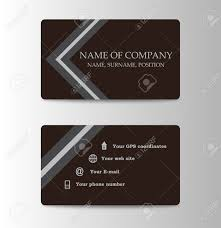 Corporate Id Card Design Template Personal Id Card For Business