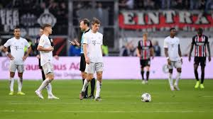 Check spelling or type a new query. Football News Frankfurt Demolish 10 Man Bayern 5 1 Gladbach Stay Top Eurosport