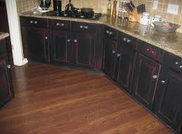 kitchens with black distressed cabinets. Distressed Black Kitchen Cabinets Inspiration » With Red Color Shadowing Kitchens C