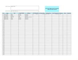 Server Schedule Template Server Checklist Template Maintenance Schedule Template