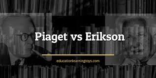 Piaget And Vygotsky Compare And Contrast Chart Piaget Vs Erikson Educational Learning Development Toys