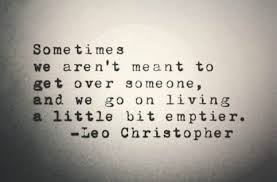 Quotes About Getting Over Someone Unique Sometimes We Aren't Made To Get Over Someone Funny Pictures