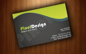13 Sample Business Card Templates Psd Word Pages Free