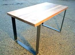industrial metal coffee table dining table legs metal coffee table legs industrial steel coffee table legs