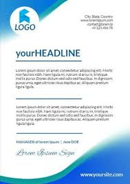 Professional Company Letterhead Customise Lots Of Professional Company Letterhead Templates