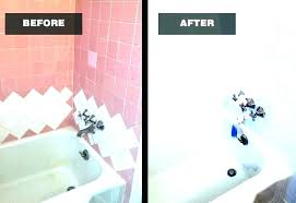 tub resurfacing kit tub resurfacing kit bathtub refinishing refinish fiberglass plastic and shower k tub resurfacing tub resurfacing kit refurbishing tubs