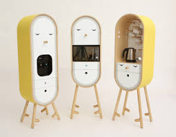 Micro Kitchen Lo Lo The Capsular Microkitchen By Aotta Studio