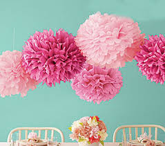 Party Decorations Tissue Paper Balls Online Get Cheap Wedding Party Decor Tissue Paper Pom Poms 16