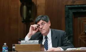 Jack Lew set to confront succession of fiscal crises as treasury secretary  | Obama administration | The Guardian