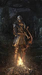 Link The Fires Dark Souls In 2019 Dark Souls Art Dark Souls