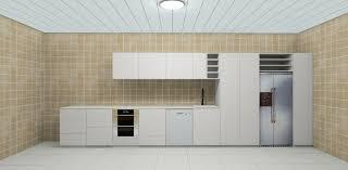 cheap kitchen cupboard:  cheap kitchen free design customized lacquer