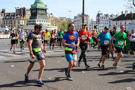 Paris Marathon Elevation Chart Paris Marathon Review Course Training Travel Tips