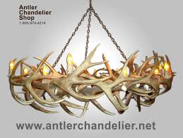 deer ceiling light globe chandelier whitetail antler lamp antler lampshade stained glass chandelier