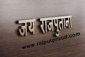 Rajputana 3D Logo