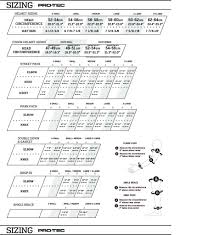Skate Sizing Chart For Toddlers Size Chart For Skateboards Pro Tec Helmets